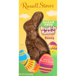 Russell Stover Sugar-Free Break-It Bunny Rabbit 125g