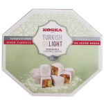 Koska No-Added-Sugar Turkish Delight with Pistachios 160g Box