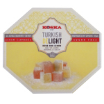 Koska Sugar-Free Turkish Delight Rose and Lemon 160g Box