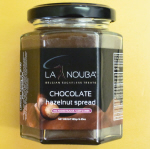 La Nouba No Added Sugar Belgian Chocolate Hazelnut Spread 180g
