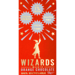 Wizards Magic Orange Chocolate Bar 55g